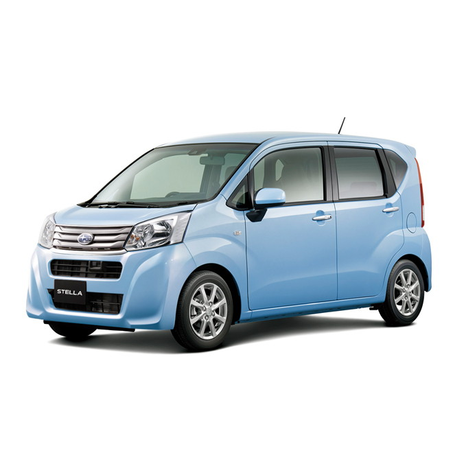 富士重工業は2015年5月20日、軽乗用車「スバル・ステラ」に一部改良を実施し、販売を開始した。  ステラ...