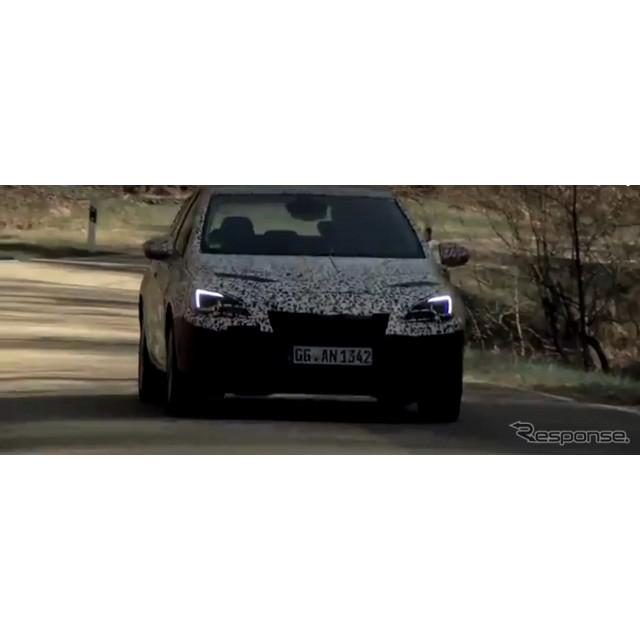 米国の自動車最大手、GMの欧州部門のオペルグループが9月、フランクフルトモーターショー15でワールドプレ...