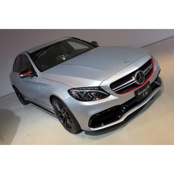 メルセデス・ベンツ日本は2015年5月27日、「メルセデス・ベンツCクラス」の高性能モデル「C63」に特別仕様...