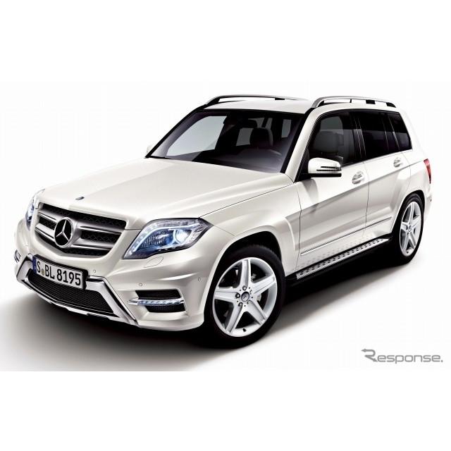 ドイツの高級車メーカー、メルセデスベンツの小型SUV、『GLK』。同車に関して、後継モデルのデビュー時期が...