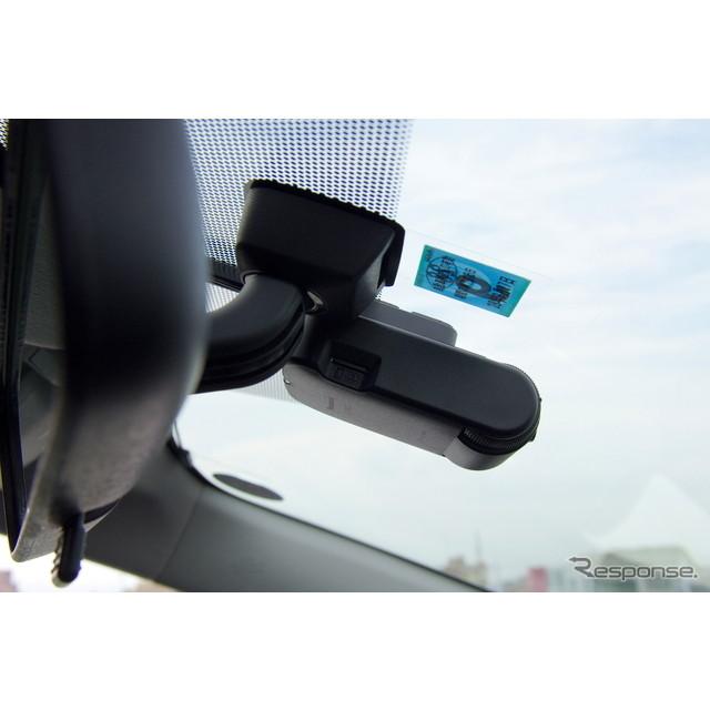 「美優Navi」(RX/RSシリーズ)に対応するドライブレコーダー「CA-DR01D」