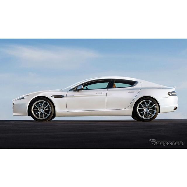 英国の高級スポーツカーメーカー、アストンマーティンは6月25日、英国で開幕した「グッドウッド・フェステ...