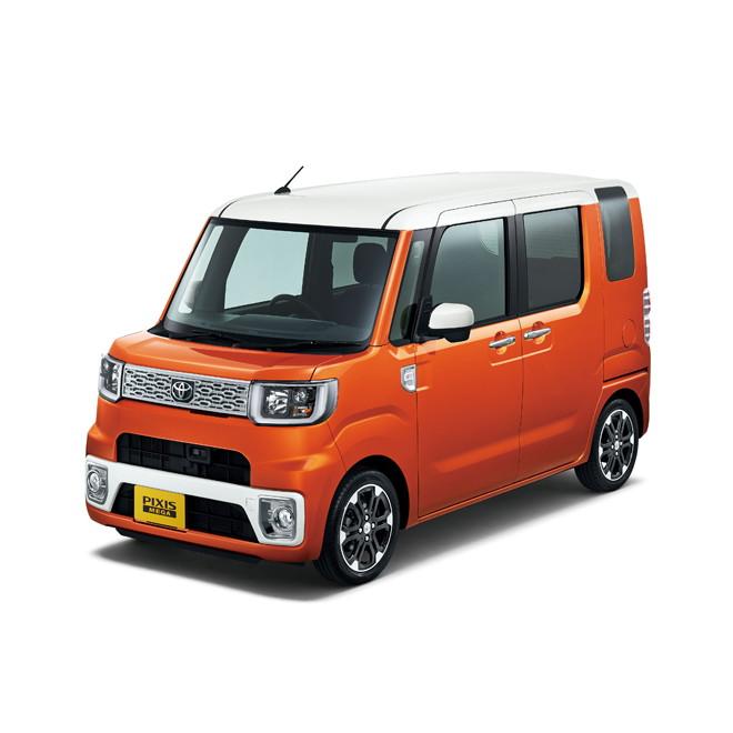 トヨタ自動車は2015年7月2日、新型軽乗用車「ピクシス メガ」を発売した。  ピクシス メガはトヨタがダイ...