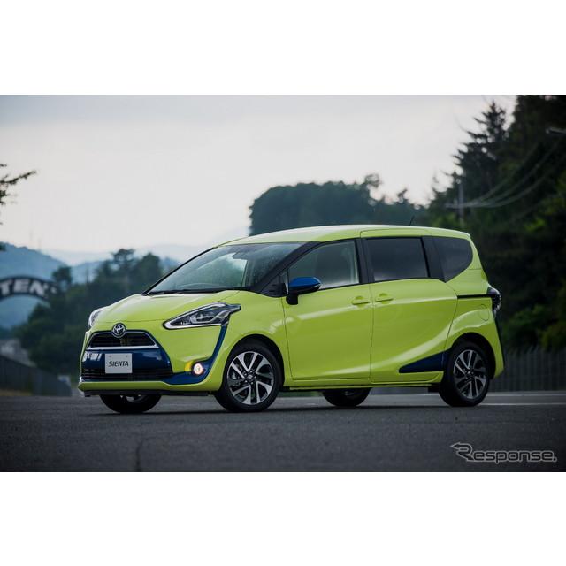 トヨタ自動車は、コンパクトミニバン『シエンタ』をフルモデルチェンジし、7月9日より販売を開始した。  ...