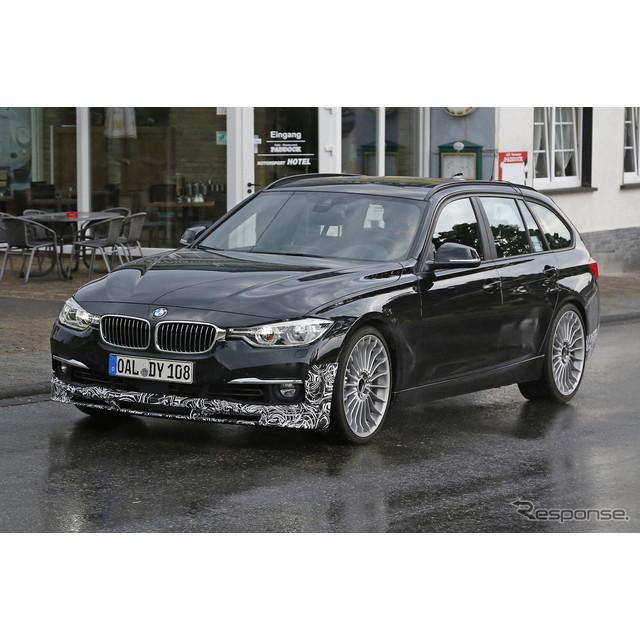 BMW公認のチューニングメーカー『アルピナ』が生産する、世界最速のディーゼル市販モデル、『アルピナD3ツ...