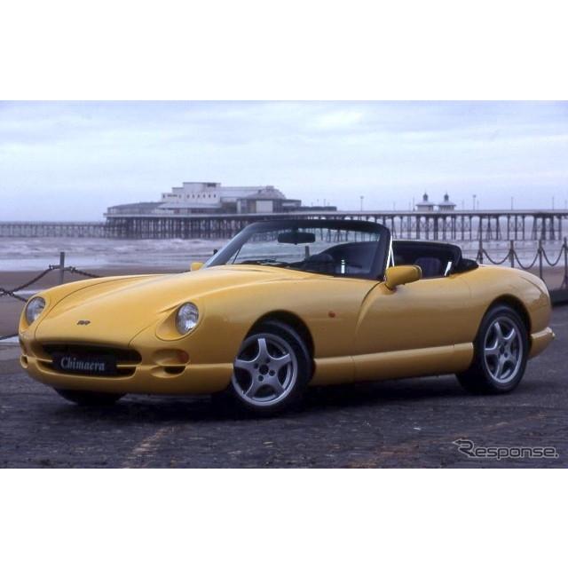 6月3日、新型スポーツカーの開発計画を発表した英国の名門、TVR。同社が2017年の発売に先駆け、早くもこの...