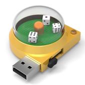 ダイスゲーム型「UFDCSA8G-DC」