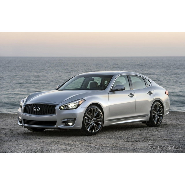 日産自動車の海外向け高級車ブランド、インフィニティは8月13日、米国で開幕した「ペブルビーチ・コンクー...