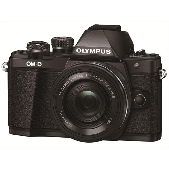 「OM-D E-M10 Mark II」ブラック