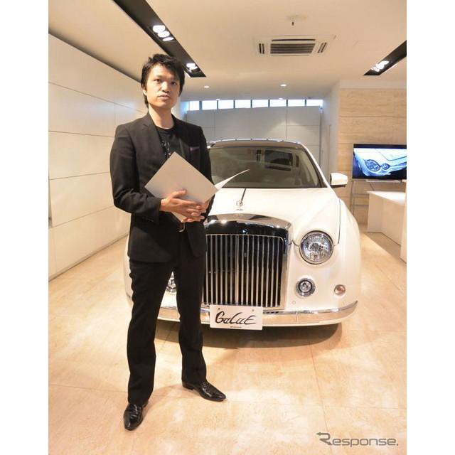 光岡自動車は、フラッグシップモデル『Galue(ガリュー)』を約5年ぶりに全面改良し、9月4日から販売を開始...