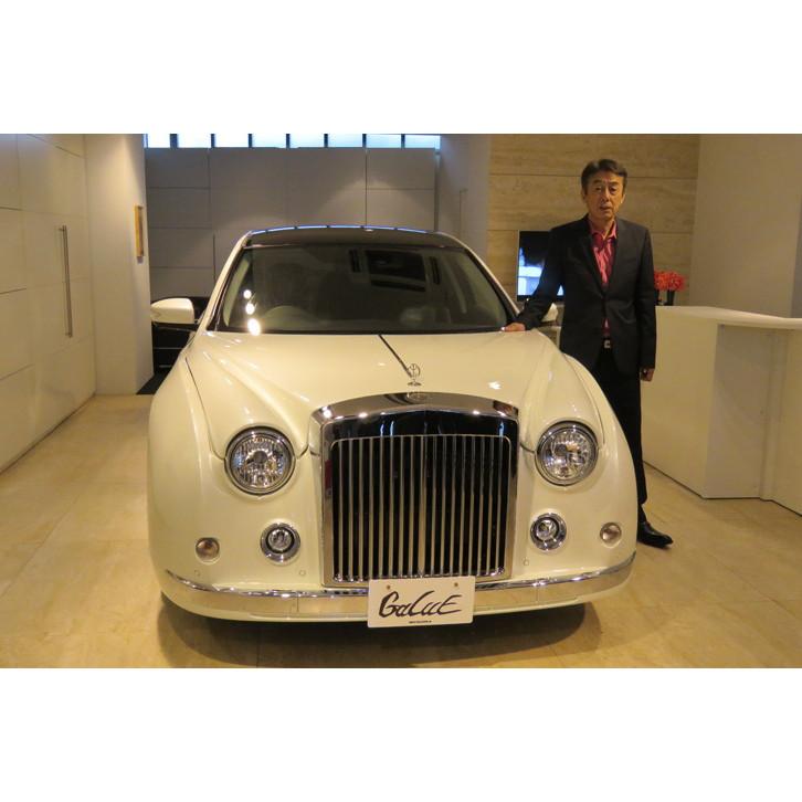 ミツオカ自動車は2015年9月2日、フラッグシップセダン「Galue(ガリュー)」をフルモデルチェンジし、同年9...