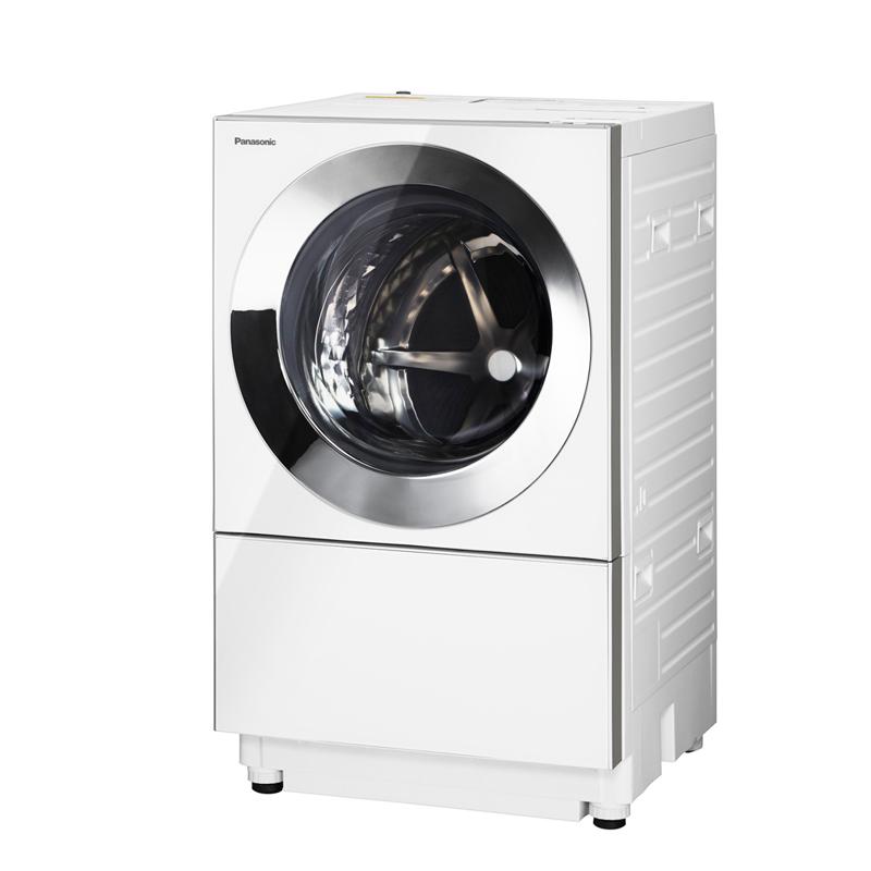 価格.com - パナソニック、水平垂直ボディのななめドラム洗濯機 ...