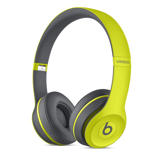 Beats by Dr. Dre Solo2ワイヤレスオンイヤーヘッドフォン、Active Collection