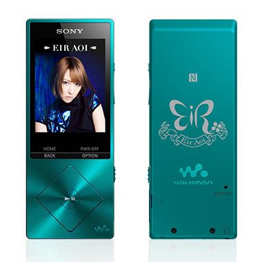 ウォークマンAシリーズ「NW-A25HN」藍井エイルモデル