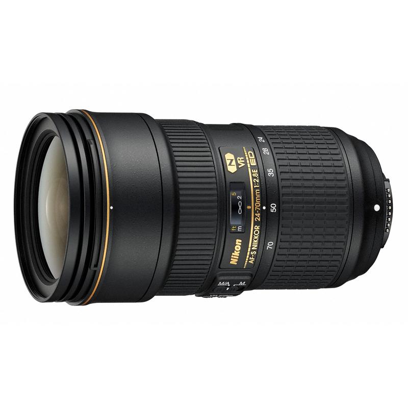 「AF-S NIKKOR 24-70mm f/2.8E ED VR」