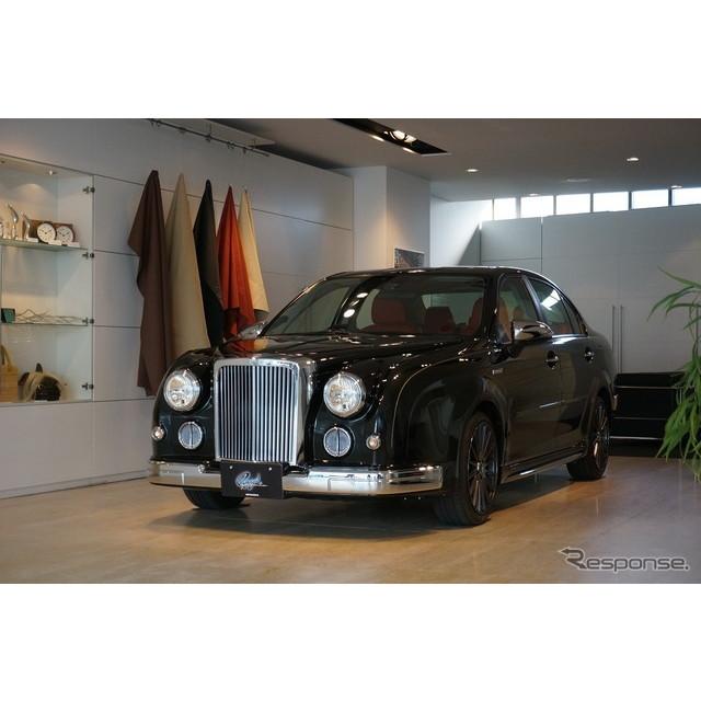 光岡自動車は、『リューギ』の特別仕様車『リューギ ヤマト』を、10月23日に15台限定で発売した。クラシカ...