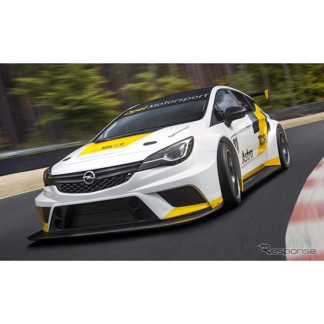 米国の自動車最大手、GMの欧州部門のオペルグループは10月15日、『アストラTCR』を欧州で発表した。  同...