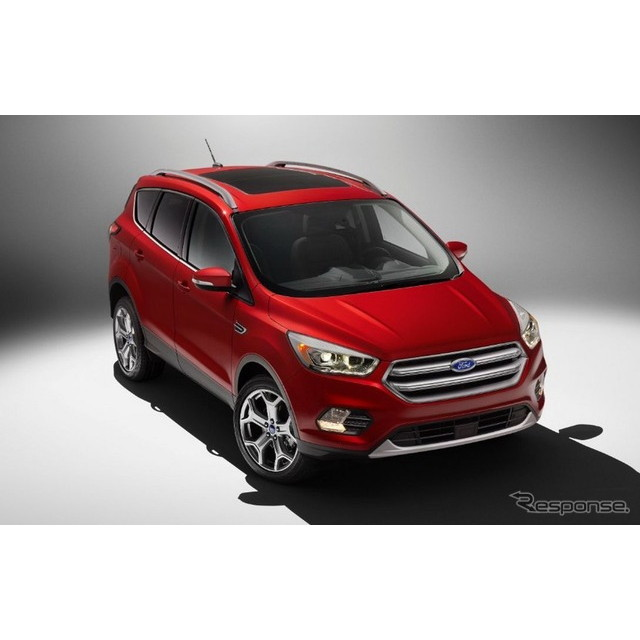 米国の自動車大手、フォードモーターは11月17日(日本時間11月18日未明)、米国で開幕したロサンゼルスモー...