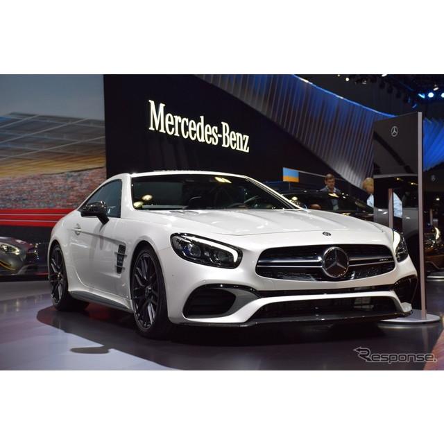 ドイツの高級車、メルセデスベンツは11月18日(日本時間11月19日未明)、米国で開幕したロサンゼルスモータ...