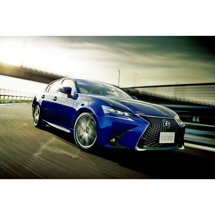 トヨタ自動車は2015年11月25日、レクサスブランドのミドル級セダン「GS」をマイナーチェンジし、販売を開始...