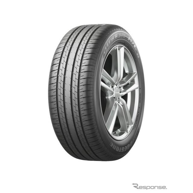 ブリヂストンは、レクサスが10月22日に発売した新型クロスオーバーSUV『RX』に新車装着用タイヤとして、「...