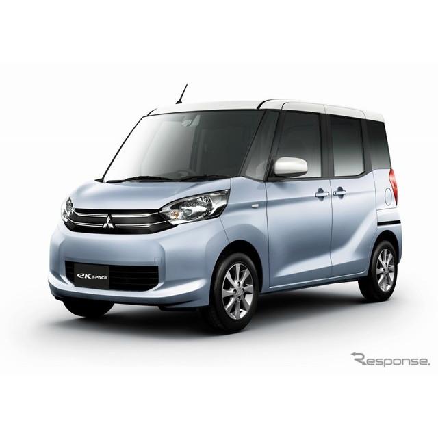 三菱自動車は、軽乗用車『eKスペース』に特別仕様車「スタイルエディション」を設定し、12月3日から発売す...