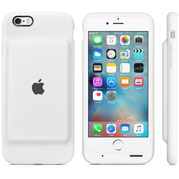 「iPhone 6s Smart Battery Case」