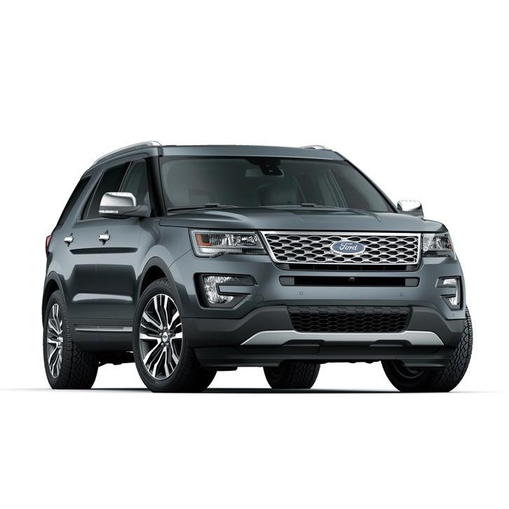 フォード・ジャパン・リミテッドは2015年12月16日、SUV「エクスプローラー」に新グレード「Titanium(タイ...