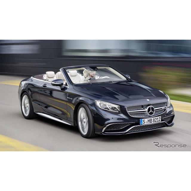 ドイツの高級車、メルセデスベンツの高性能車部門、メルセデスAMGは12月14日、新型『メルセデスAMG S 65 カ...