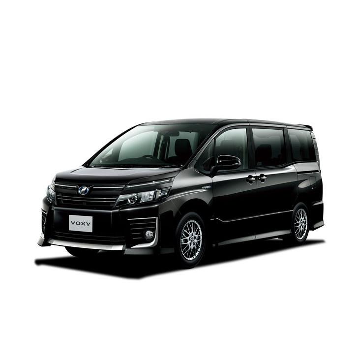 トヨタ・ヴォクシーZS(ハイブリッド車)