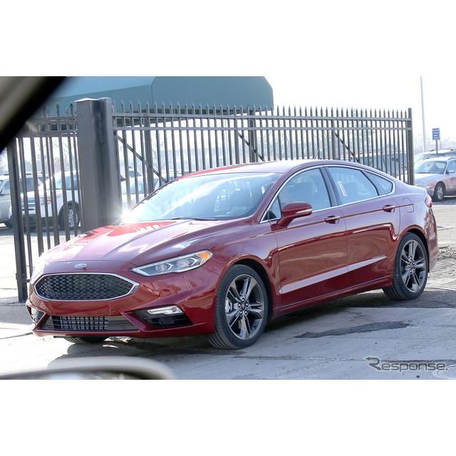 ヨーロッパ市場では『モンデオ』、北米市場では『フュージョン』の名称で販売されている、フォードのミドル...