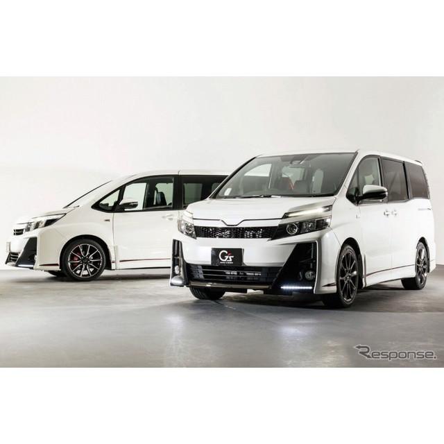 トヨタ ヴォクシー/ノア G'sコンセプト