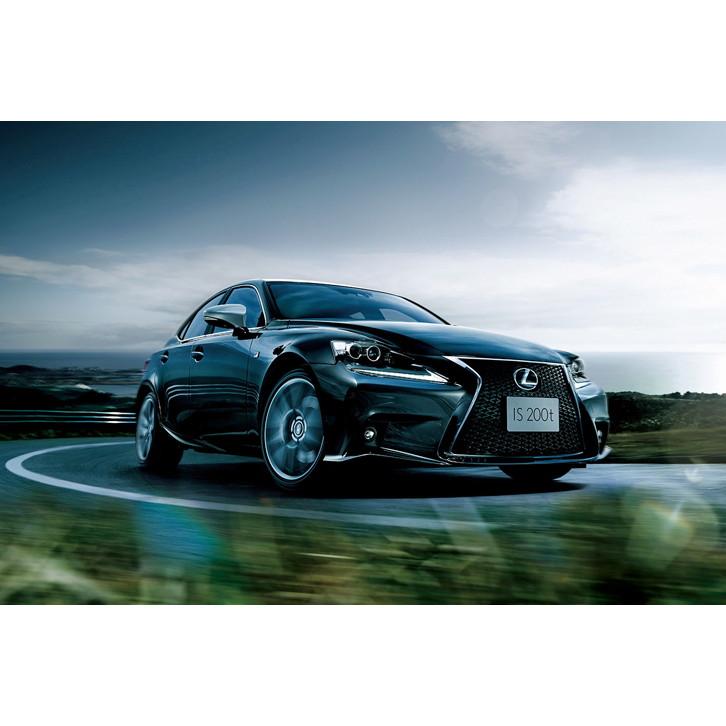 """トヨタ自動車は2016年1月21日、レクサスブランドのセダン「IS300h」「IS200t」に、特別仕様車""""Fスポーツ M..."""