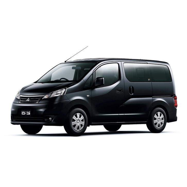 三菱自動車は2016年1月21日、ミニバンの「デリカD:3」と商用車の「デリカバン」に一部改良を施し、販売を...