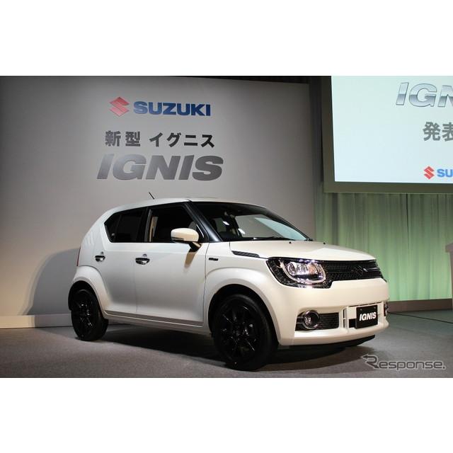 東京モーターショー  - スズキ、SUV「e …