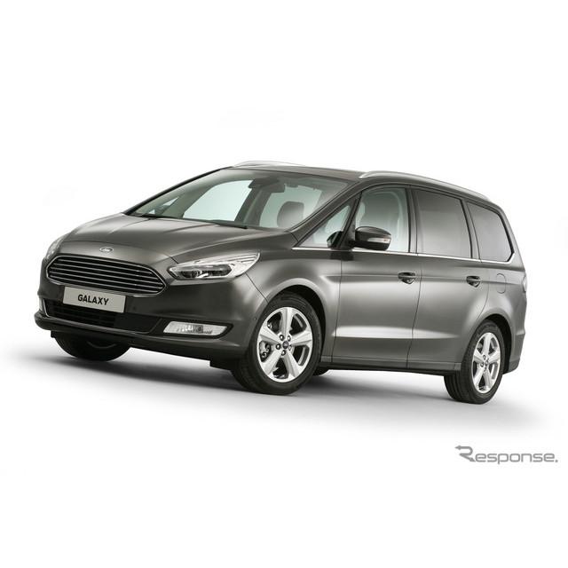 ユーロNCAPコンソーシアムは1月13日、新型フォード『ギャラクシー』を、大型ミニバン部門の最も安全な車に...