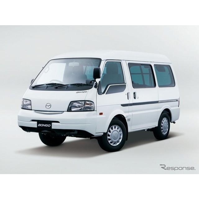 マツダは、『マツダ ボンゴバン』『マツダ ボンゴトラック』を商品改良し、2月12日より販売を開始する。 ...