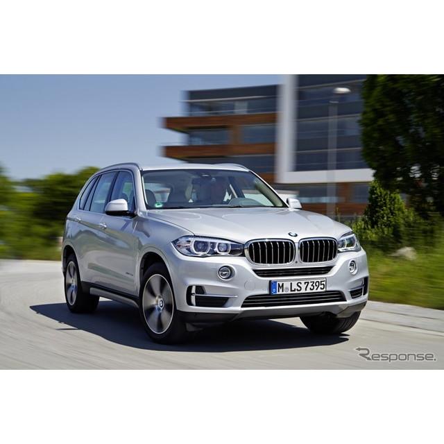 ビー・エム・ダブリュー(BMWジャパン)は、BMW『X5』および『X6』に、レーンチェンジウォーニングとアクテ...