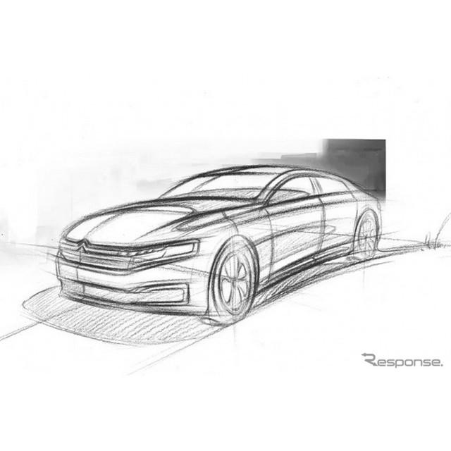 フランスの自動車大手、シトロエンは4月20日、中国で4月25日に開幕する北京モーターショー16において、新型...
