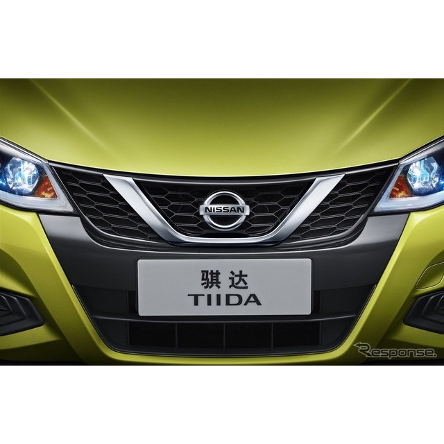 日産自動車は4月25日、中国で開幕する北京モーターショー16において、新型『ティーダ』を初公開する。  ...