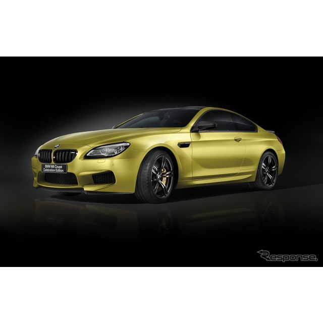 ビー・エム・ダブリュー(BMWジャパン)は、BMW創立100周年を記念した特別限定車の第6弾モデル『M6 セレブ...