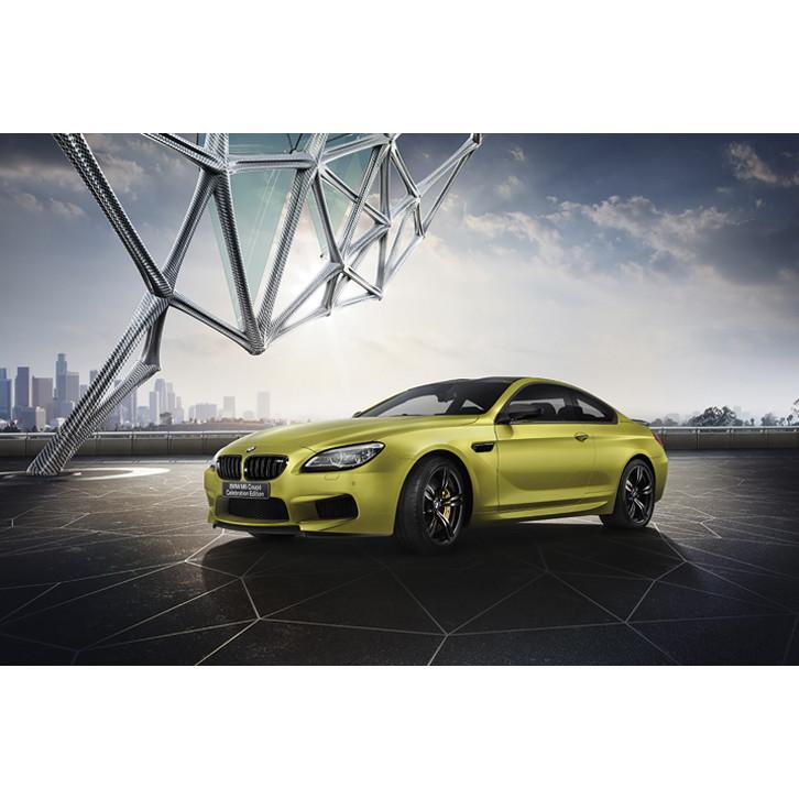 BMWジャパンは2016年5月27日、BMW Mのハイパフォーマンスクーペ「BMW M6」の性能をさらに高めた特別仕様車...