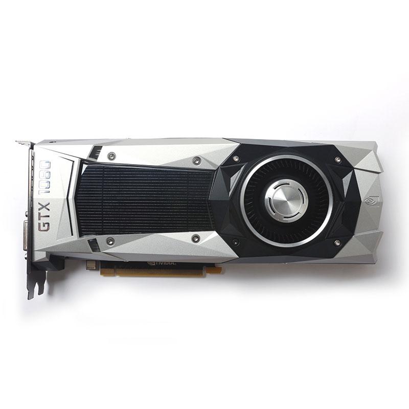 ZOTAC GeForce GTX 1080 Founders Edition