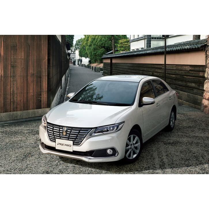 トヨタ自動車は2016年6月13日、5ナンバーサイズの4ドアセダン「プレミオ」「アリオン」にマイナーチェンジ...