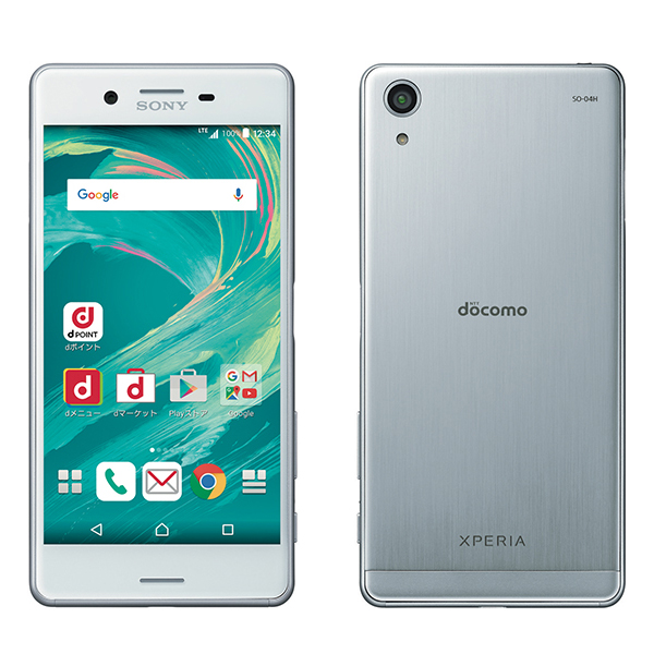 Xperia X Performance SO-04H