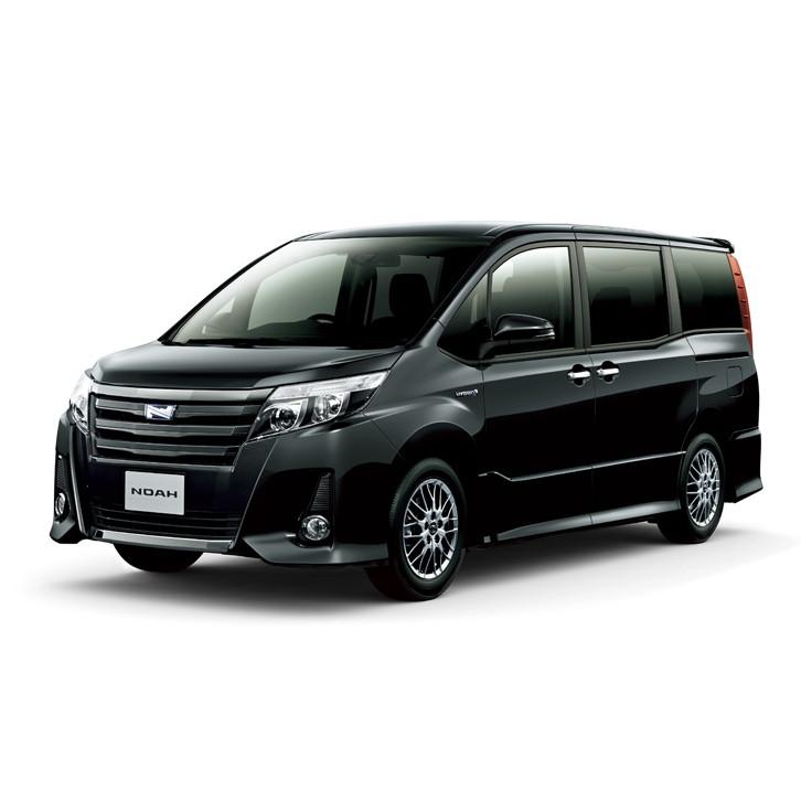 """「トヨタ・ノアSi""""W×B""""」(ハイブリッド車)"""