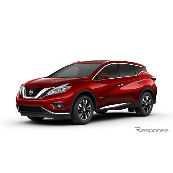 日産自動車の米国法人、北米日産は7月上旬、米国市場において、『ムラーノ ハイブリッド』を発売した。  ...