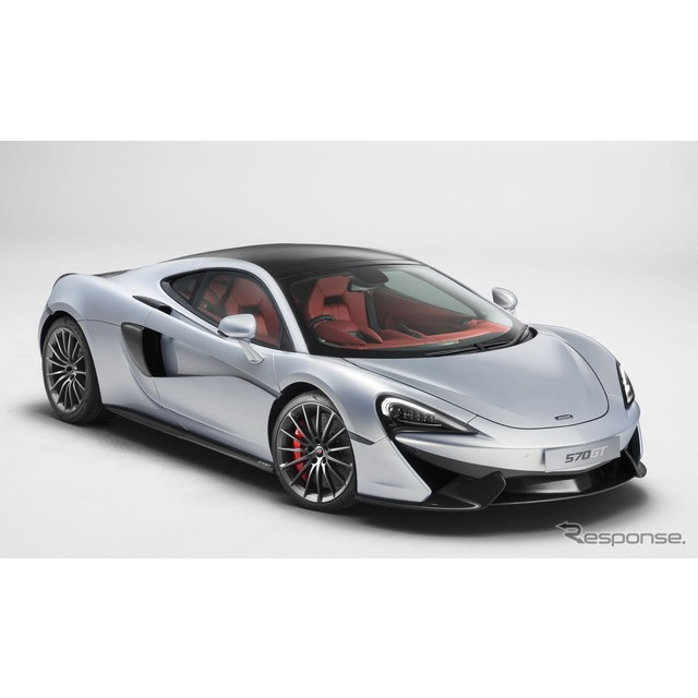 英国の高級スポーツカーメーカー、マクラーレンオートモーティブは8月10日、米国カリフォルニア州で8月15日...