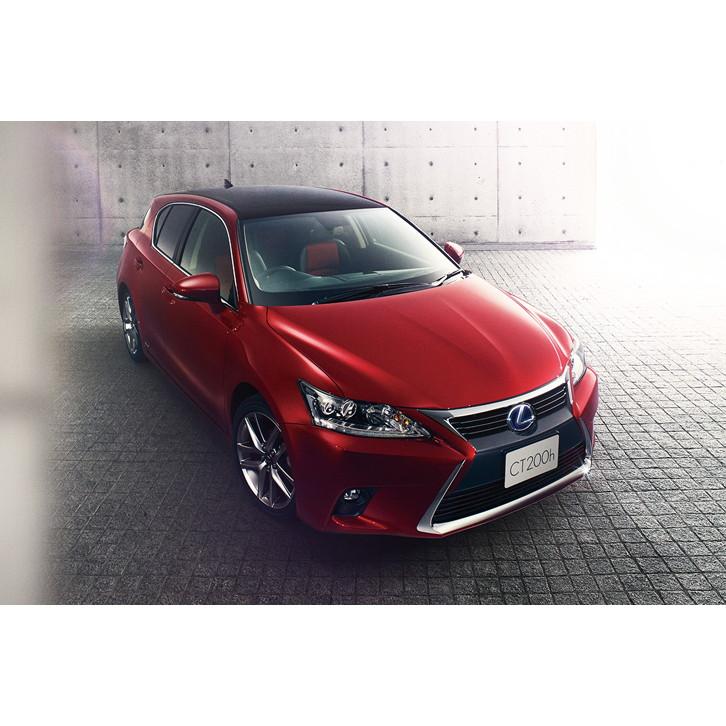 """トヨタ自動車は2016年8月25日、レクサスのハッチバックモデル「CT200h」に特別仕様車""""Cool Touring Style..."""