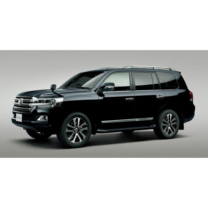 トヨタ自動車は2016年8月29日、SUV「ランドクルーザー」「ランドクルーザープラド」に特別仕様車「G-FRONTI...